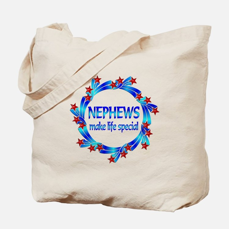 Nephews are Special Tote Bag