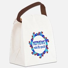 Nephews are Special Canvas Lunch Bag