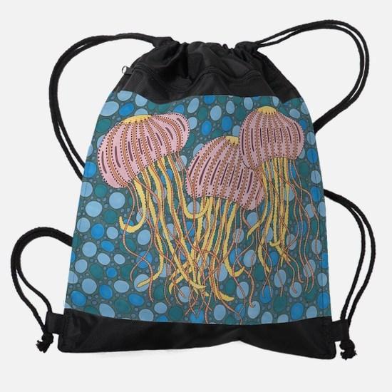 Dangerous Beauty Drawstring Bag