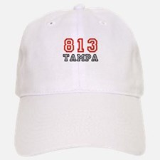 813 Baseball Baseball Cap