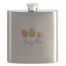 Easter Egg Suzette Flask