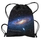 Galaxies Drawstring Bag