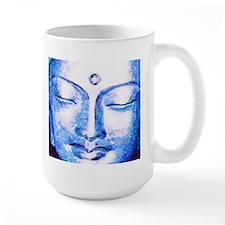Blue Buddha Mug