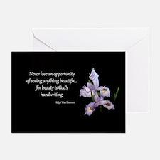 Gods Handwriting Greeting Cards (Pk of 10)