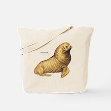 Stellar Sea Lion Tote Bag