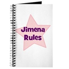 Jimena Rules Journal