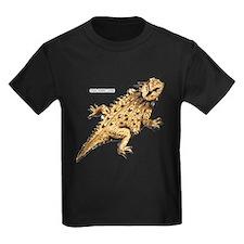 Regal Horned Lizard T