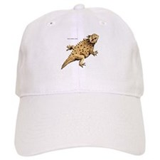 Regal Horned Lizard Baseball Cap