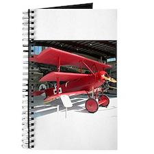 The Fokker DR1 #2 Shop Journal