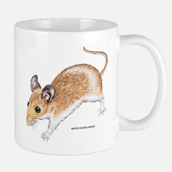 White-Footed Mouse Mug