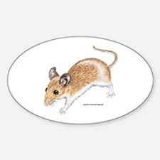 White-Footed Mouse Decal