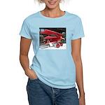 The Fokker DR1 #2 Shop Women's Pink T-Shirt