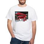 The Fokker DR1 #2 Shop White T-Shirt