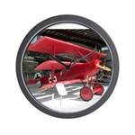 The Fokker DR1 #2 Shop Wall Clock