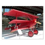 The Fokker DR1 #2 Shop Small Poster