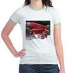 The Fokker DR1 #2 Shop Jr. Ringer T-Shirt