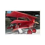 The Fokker DR1 #2 Shop Rectangle Magnet