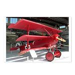 The Fokker DR1 #2 Shop Postcards (Package of 8)