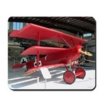 The Fokker DR1 #2 Shop Mousepad