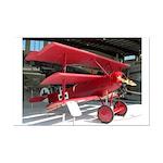 The Fokker DR1 #2 Shop Mini Poster Print