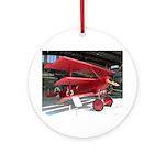 The Fokker DR1 #2 Shop Ornament (Round)