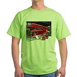 The Fokker DR1 #2 Shop Green T-Shirt