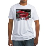 The Fokker DR1 #2 Shop Fitted T-Shirt