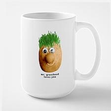 grasshead Mug