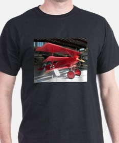 The Fokker DR1 #2 Shop T-Shirt