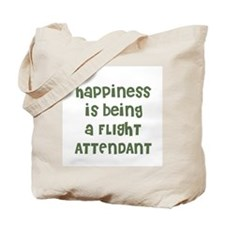 Happiness is being a FLIGHT A Tote Bag