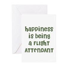 Happiness is being a FLIGHT A Greeting Cards (Pack