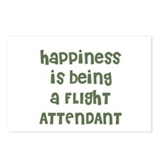 Happiness is being a FLIGHT A Postcards (Package o