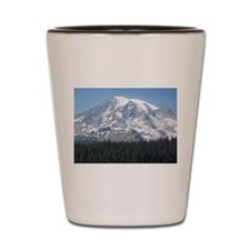 Mt. Rainier Shot Glass