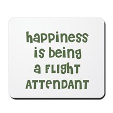 Happiness is being a FLIGHT A Mousepad