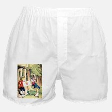 Pig & Pepper - A Royal Invitation Boxer Shorts