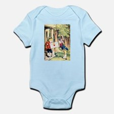 Pig & Pepper - A Royal Invitation Infant Bodysuit