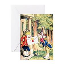 Pig & Pepper - A Royal Invitation Greeting Card