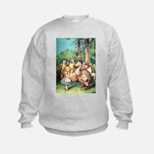 Alice and the Dodo Bird Sweatshirt