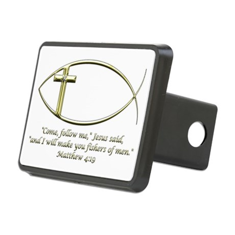 Matthew 4:19 Hitch Cover