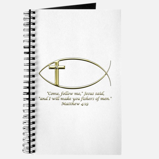 Matthew 4:19 Journal