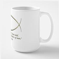 Matthew 4:19 Mug