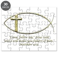 Matthew 4:19 Puzzle