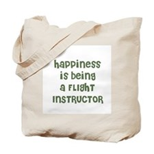 Happiness is being a FLIGHT I Tote Bag