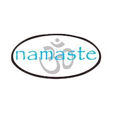 Om Namaste Patches