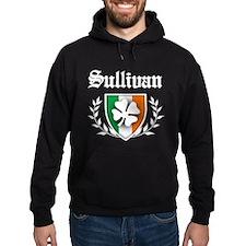 Sullivan Shamrock Crest Hoodie