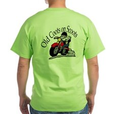 Official Old Coot T-Shirt