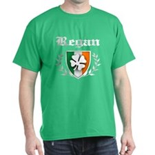 Regan Shamrock Crest T-Shirt