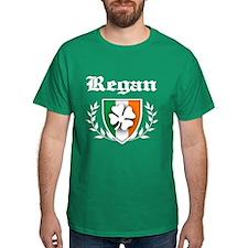 Regan Shamrock Crest T-Shirt