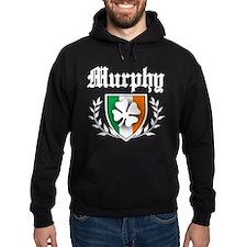 Murphy Shamrock Crest Hoodie