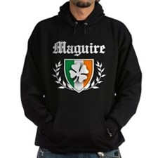 Maguire Shamrock Crest Hoody